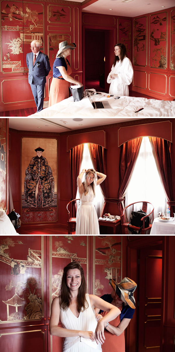 A hongkong wedding aboard a junk boat with nick tucker for Pawn shops that buy wedding dresses