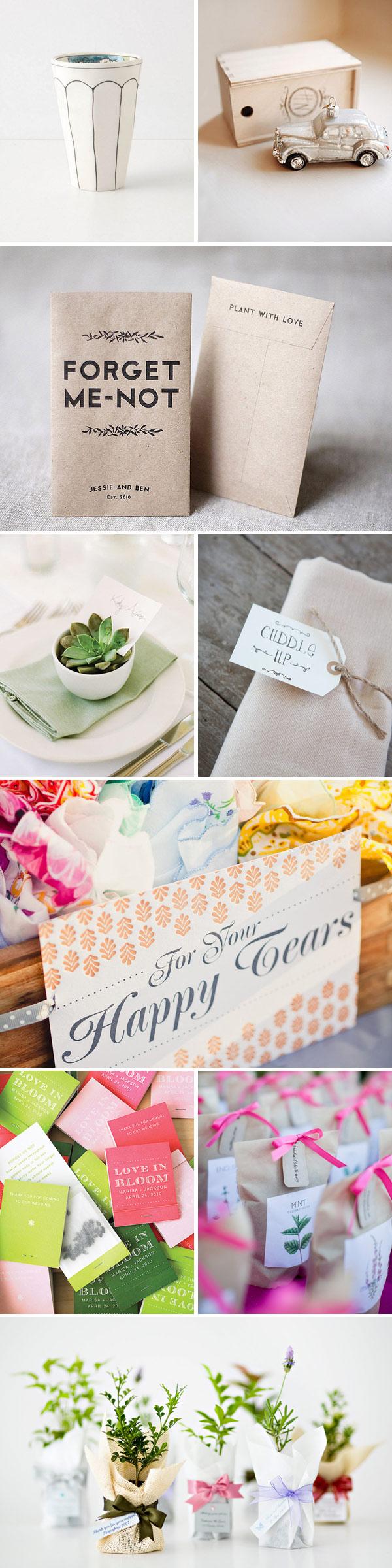 Inexpensive Wedding Favor Ideas 39 Good Treasured Memories
