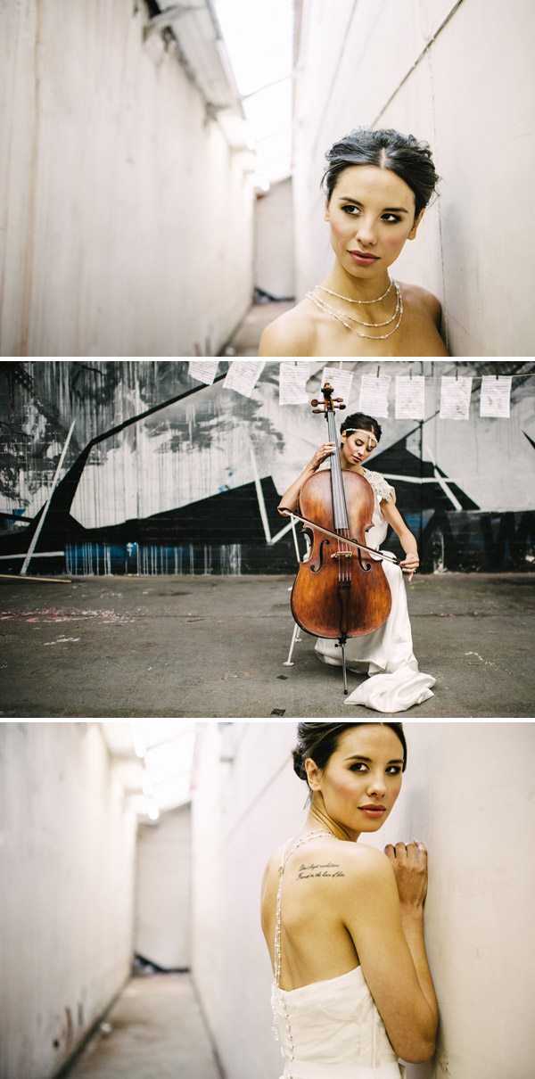 AW12 Cello 1 RMB   Rock My Boutique AW12 Campaign.