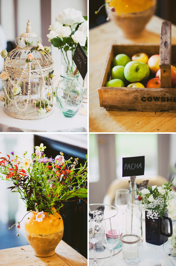 David Jenkins Table Centres Share Your Wedding #46