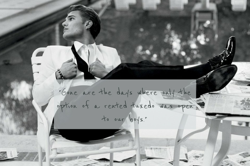 Cover Image quote The Male Sartorialist