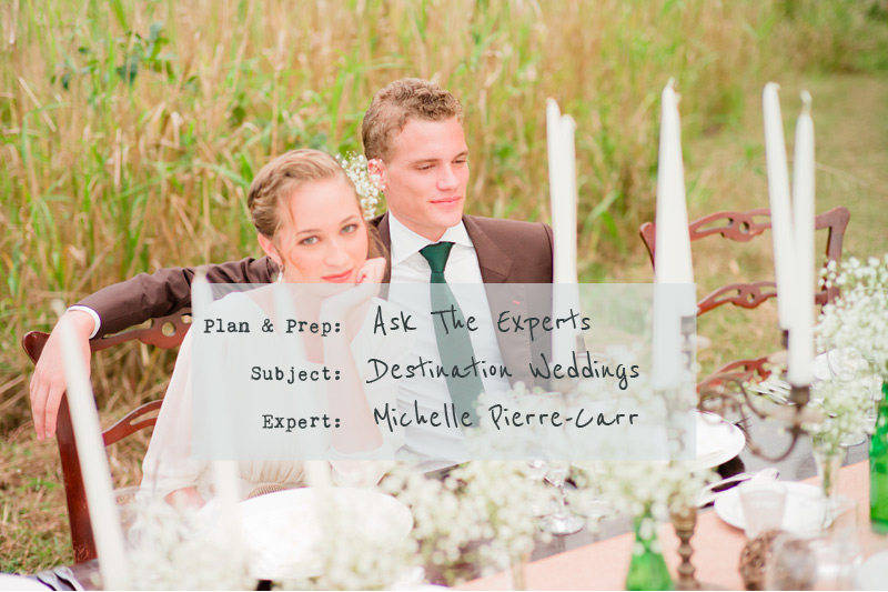Cover Image18 Ask The Experts   Destination Wedding Planning.