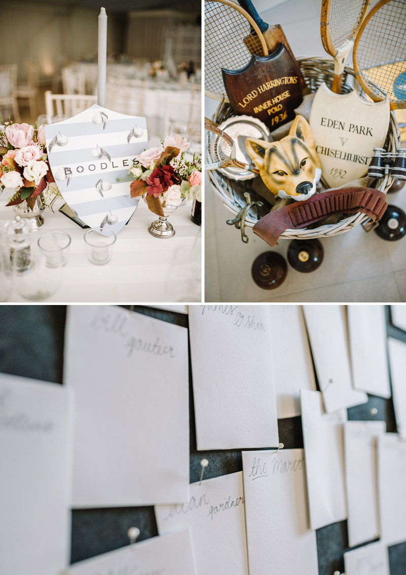 Tom Gautier Wedding Stationery