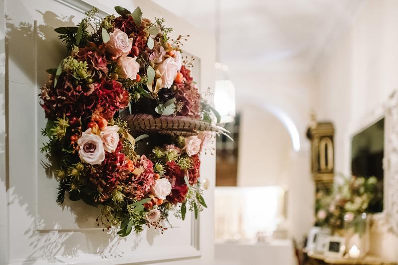 Wedding Wreath By Ann-Kathrin Koch