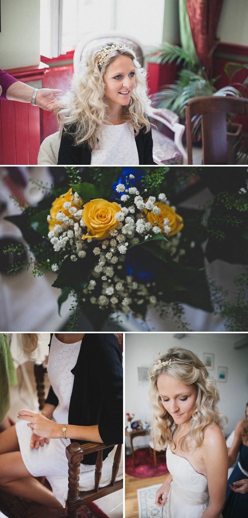 Timeless Couture Bespoke Wedding Dress