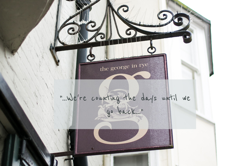The George In Rye Luxury Wedding Venue