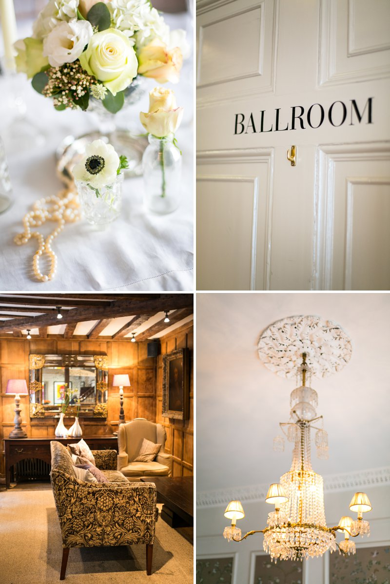 The George In Rye Ballroom Wedding Civil Ceremony Events
