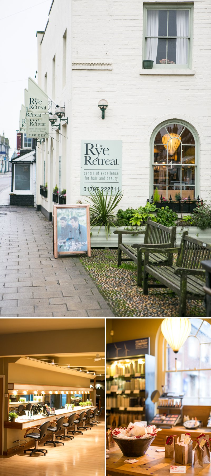 The Rye Retreat Bridal Beauty Treatments