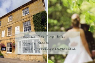 The Kings Hotel Cotswolds Chipping Campden Wedding Venue Archives