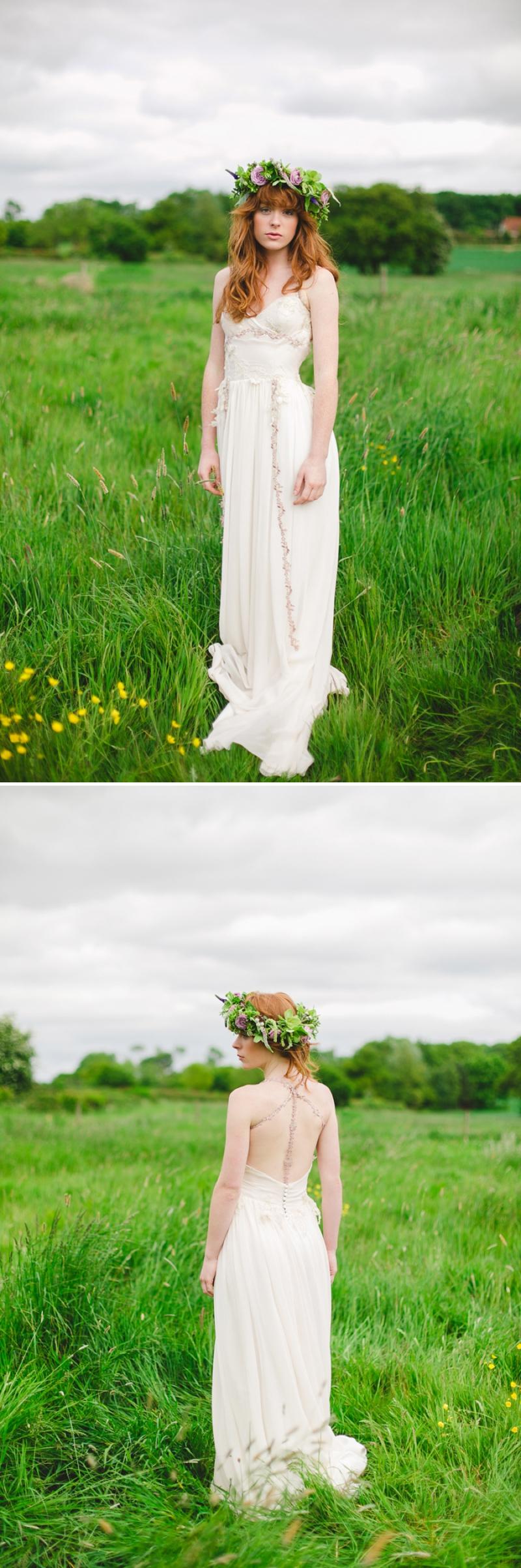 Dana Bolton Vintage Inspired Wedding Dress Collection