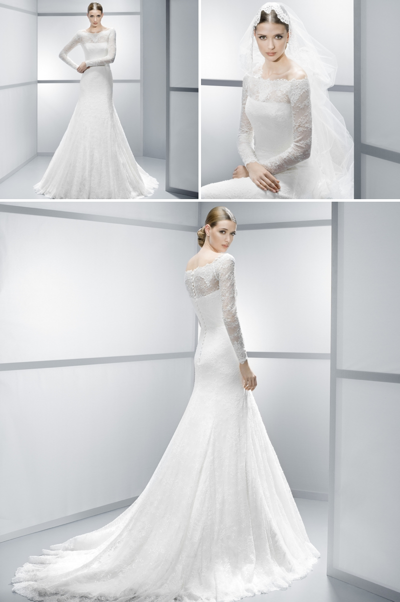 Jesus Peiro 2014 Seams Bridal Collection