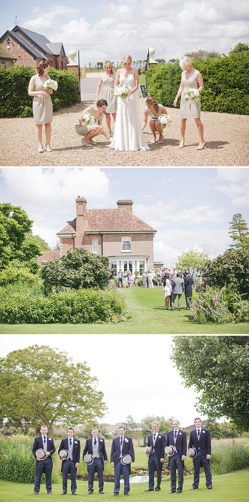 1920's vintage wedding with a Ritva Westenius gatsby dress at Parley Manor Dorcet_0012