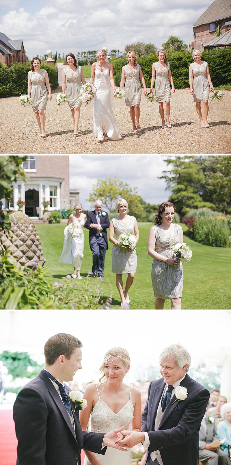 1920's vintage wedding with a Ritva Westenius gatsby dress at Parley Manor Dorcet_0013