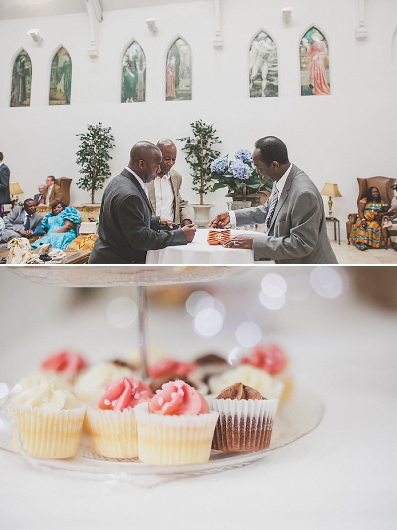A Colourful Contemporary Wedding At Fazeley Studios, Digbeth, Bride in Justin Alexander Gown, Photography by Jordanna Marston_0011