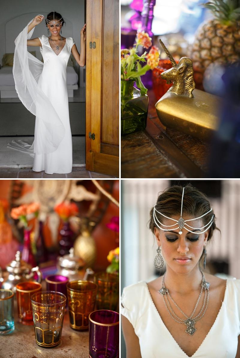 A bohemian beach destination wedding inspiration shoot in Turks & Caicosby Brilliant Studios_0075
