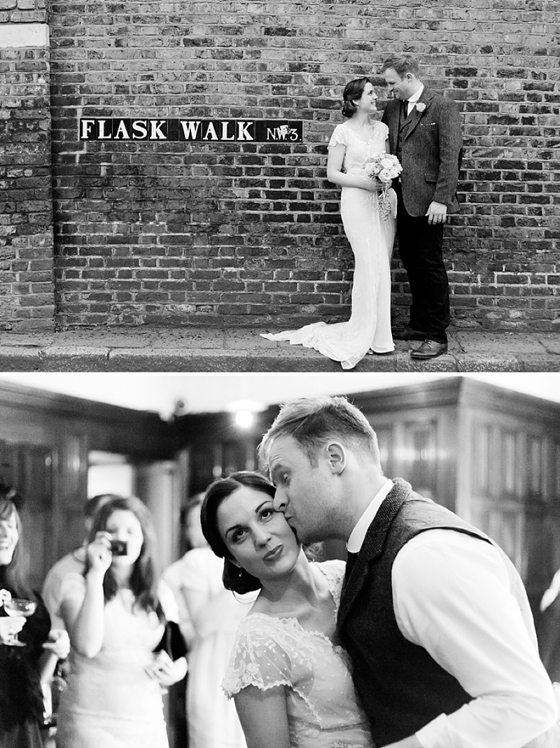 An-Intimate-20s-styled-Wedding-At-Kettner's-Soho,-Bride-in-Jane-Bourvis-Gown_0015