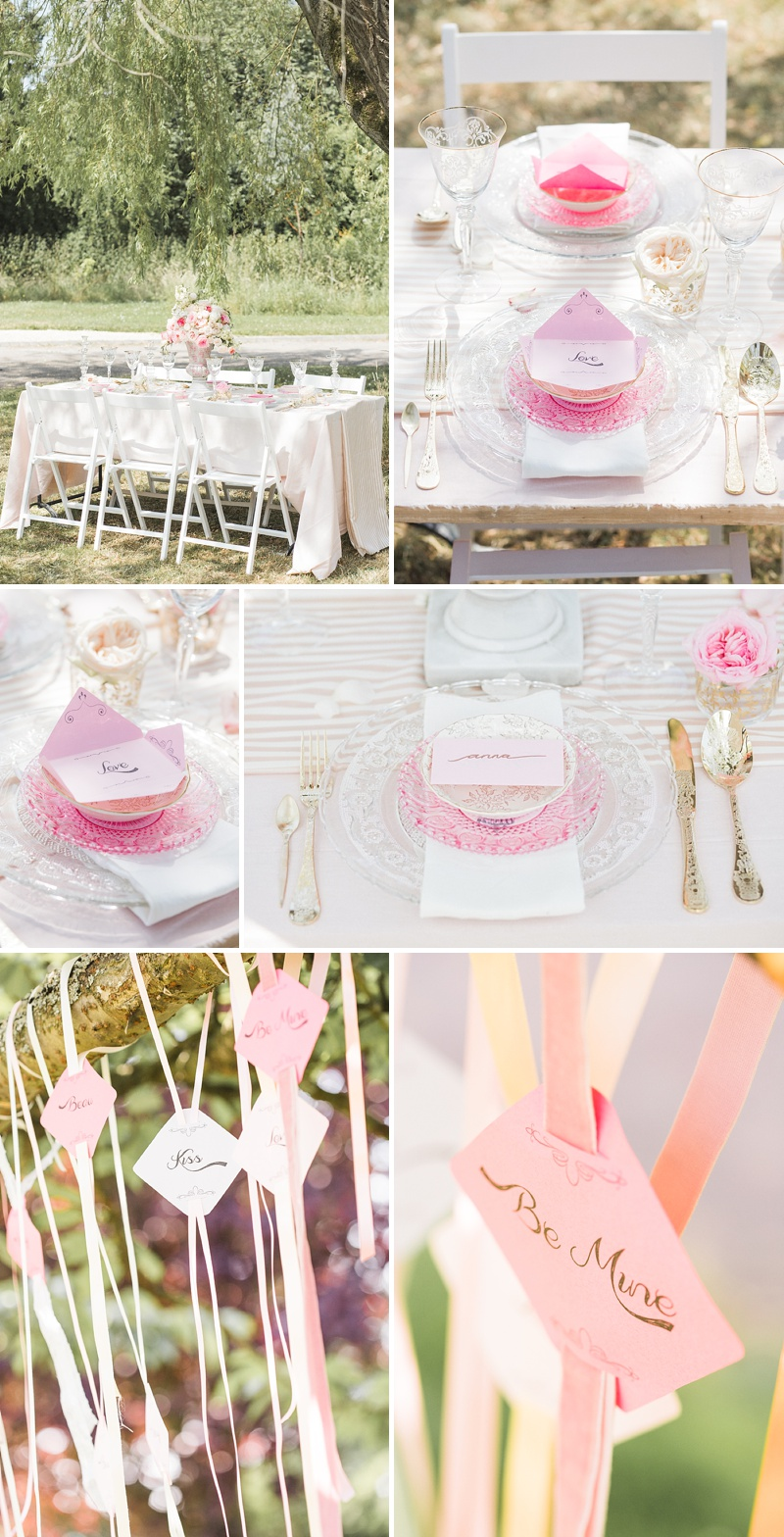 DIY Hanging Decor Amp Wedding Table Stationery