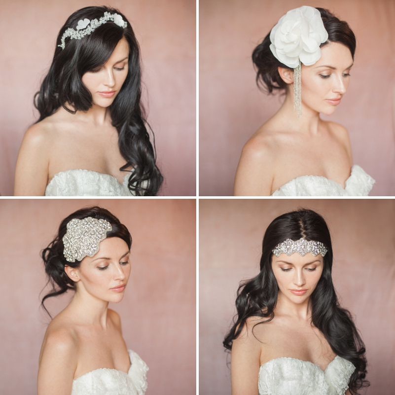 Britten 2014 Liberte Collection vintage inspired bridal wedding accessories headpieces 0149 Timeless And Effortlessly Classic Heirlooms.