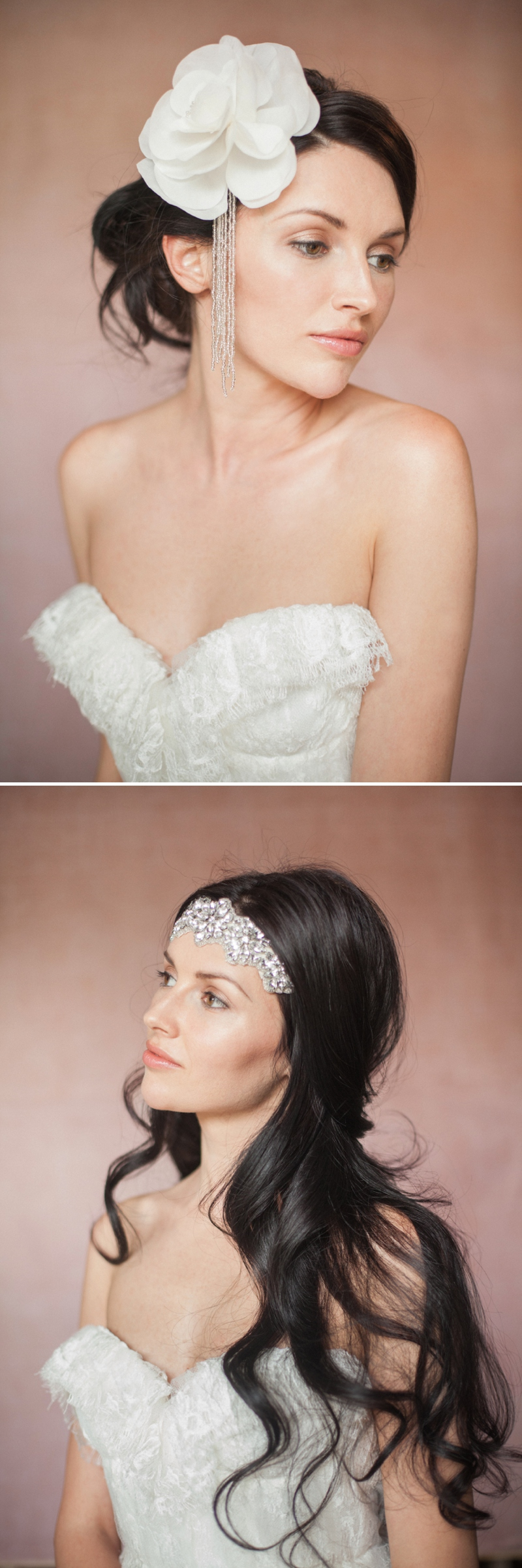 Britten 2014 Liberte Collection vintage inspired bridal wedding accessories headpieces 0153 Timeless And Effortlessly Classic Heirlooms.