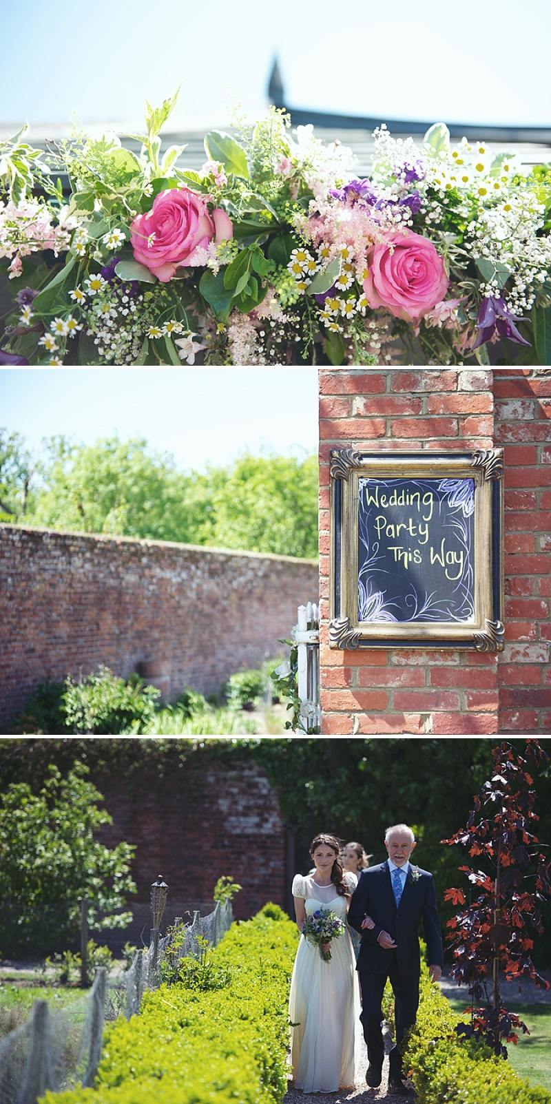 Garden Party Themed Wedding At The Secret Garden, Kent, Bride InTatyana Merenyuk, Images By Rebecca Douglas_0002