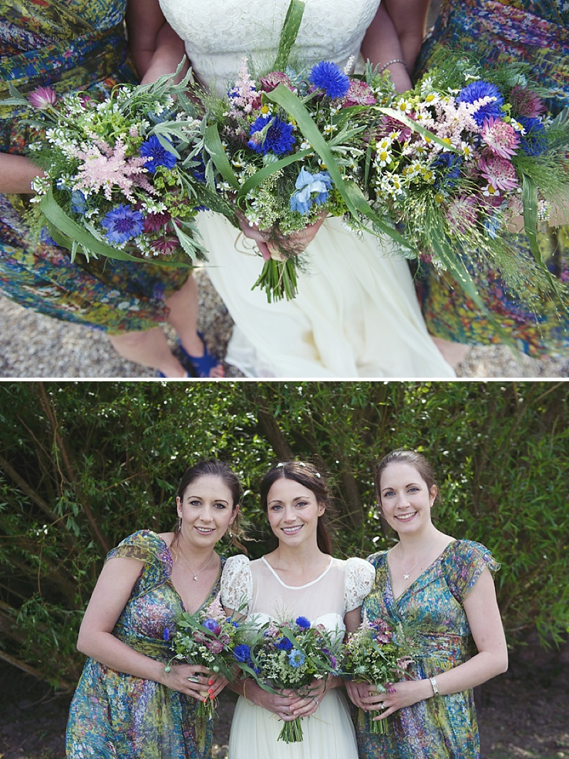 Garden Party Themed Wedding At The Secret Garden, Kent, Bride InTatyana Merenyuk, Images By Rebecca Douglas_0005