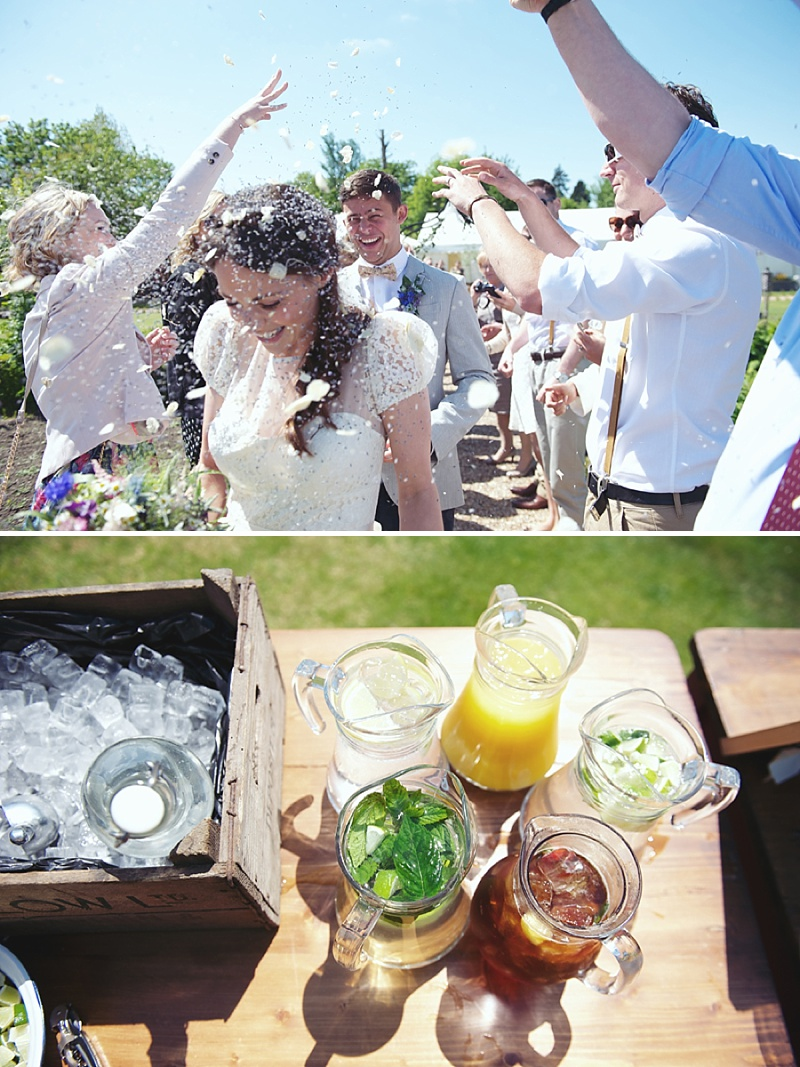 Garden Party Themed Wedding At The Secret Garden, Kent, Bride InTatyana Merenyuk, Images By Rebecca Douglas_0006