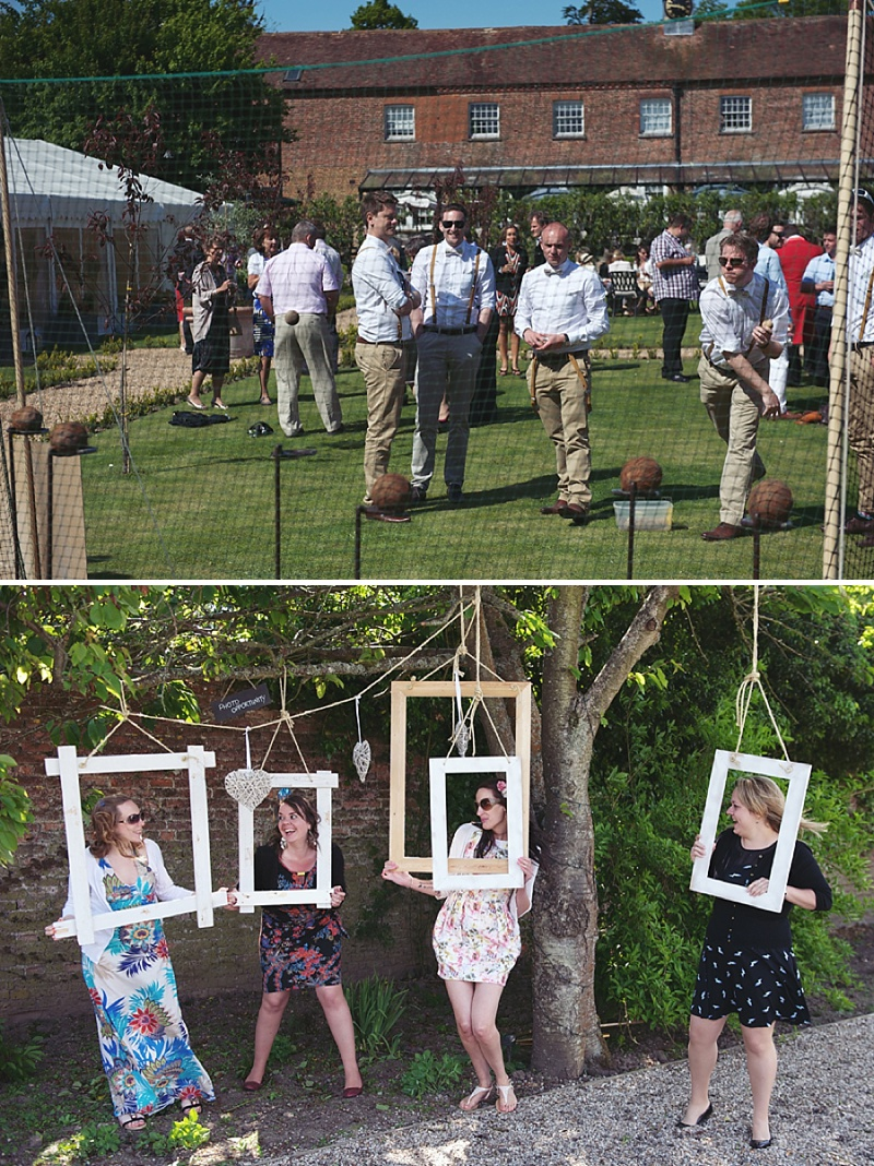 Garden Party Themed Wedding At The Secret Garden, Kent, Bride InTatyana Merenyuk, Images By Rebecca Douglas_0010