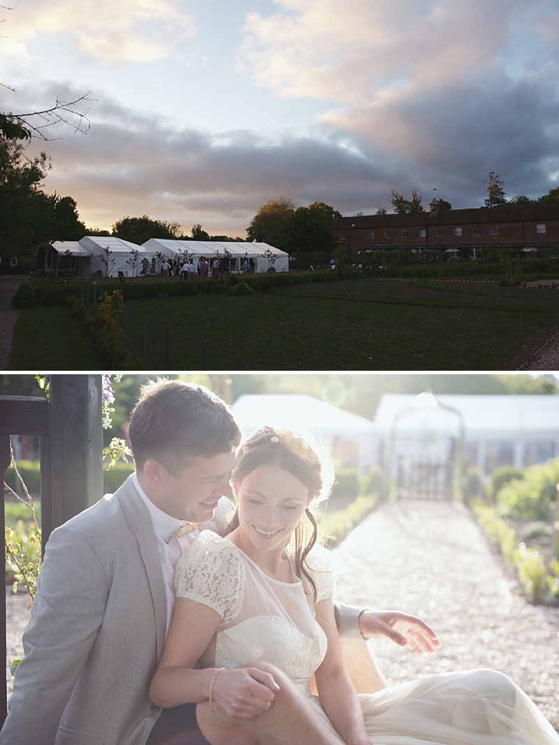 Garden Party Themed Wedding At The Secret Garden, Kent, Bride InTatyana Merenyuk, Images By Rebecca Douglas_0015