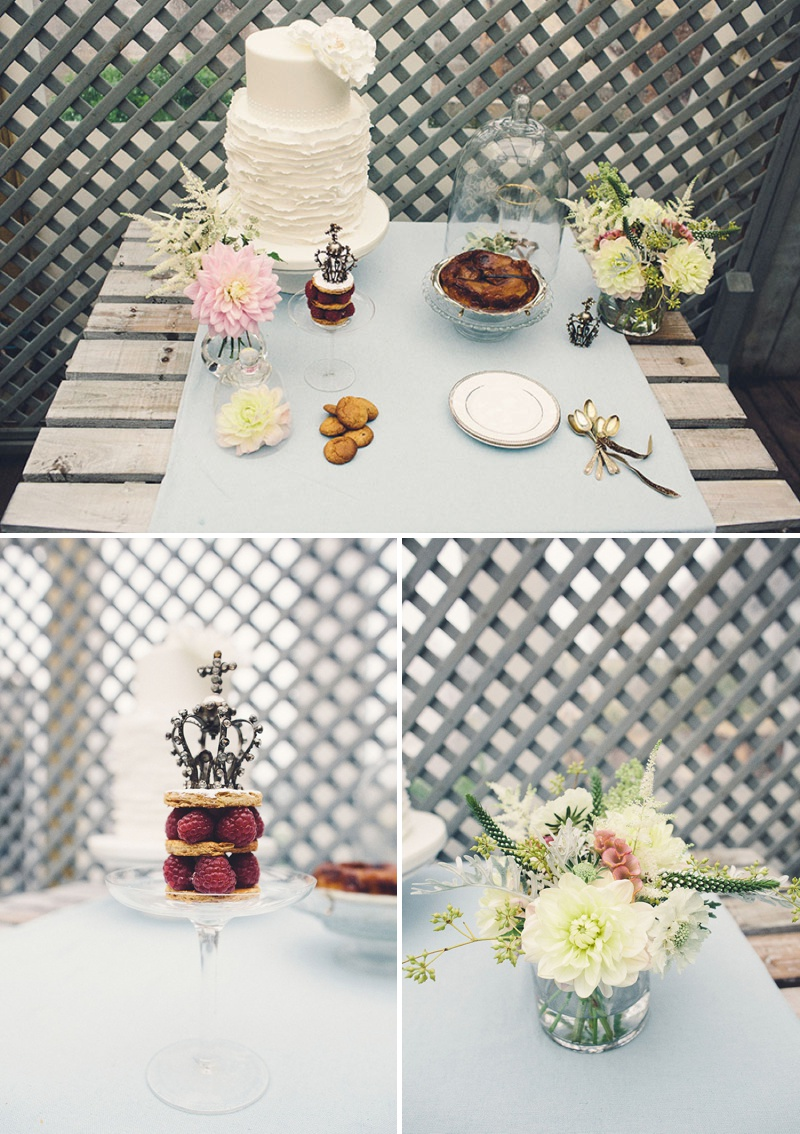 A Coastal Wedding Decor Inspiration Shoot From Rock My Wedding Featuring A Rustic Olive Leaf Table Centrepiece And A Luxury Sequinned Wedding Tablescape._0012