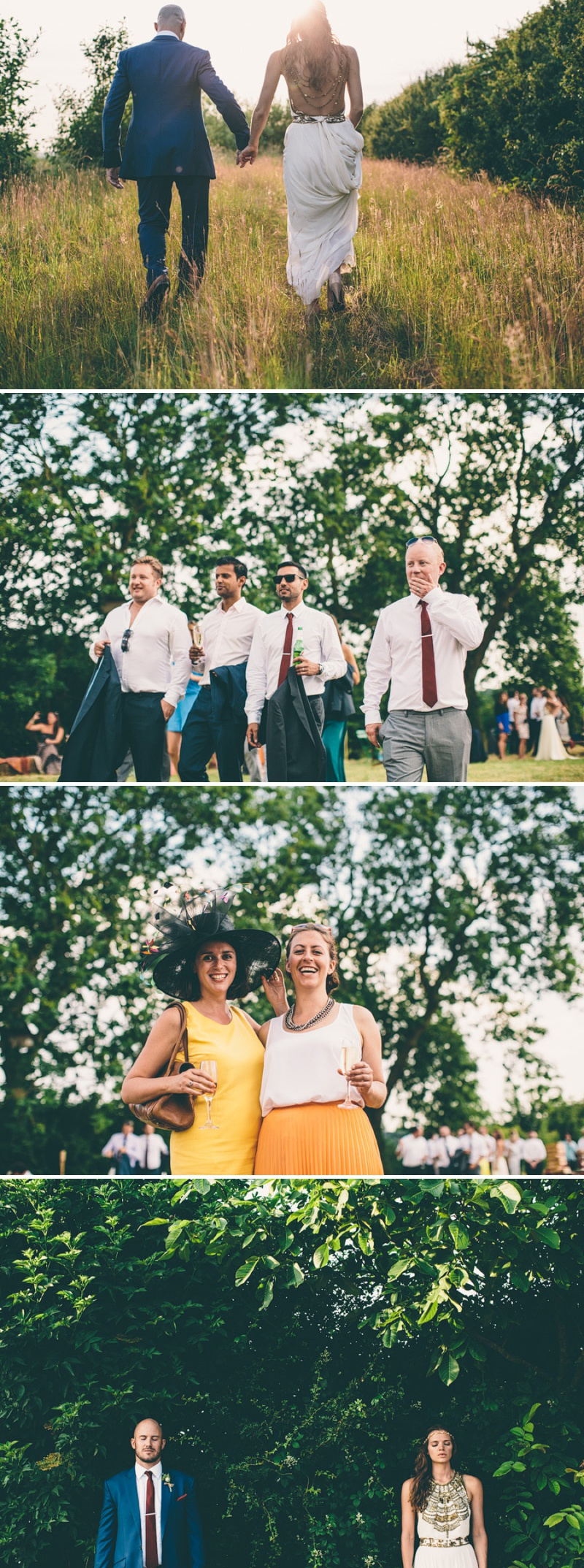 A Maid Marian Festival Inspired Wedding At Glebe Farm With An Amanda ...
