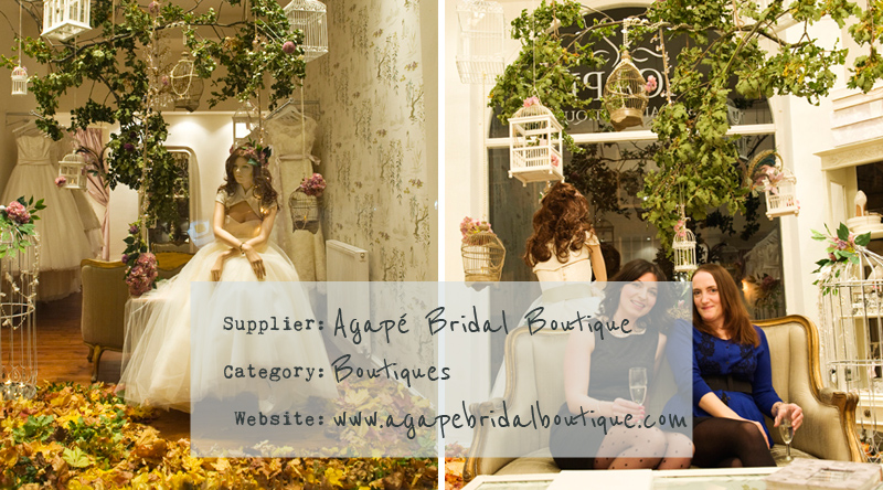 Agape Bridal Boutique RMW Rates   Agapé Bridal Boutique