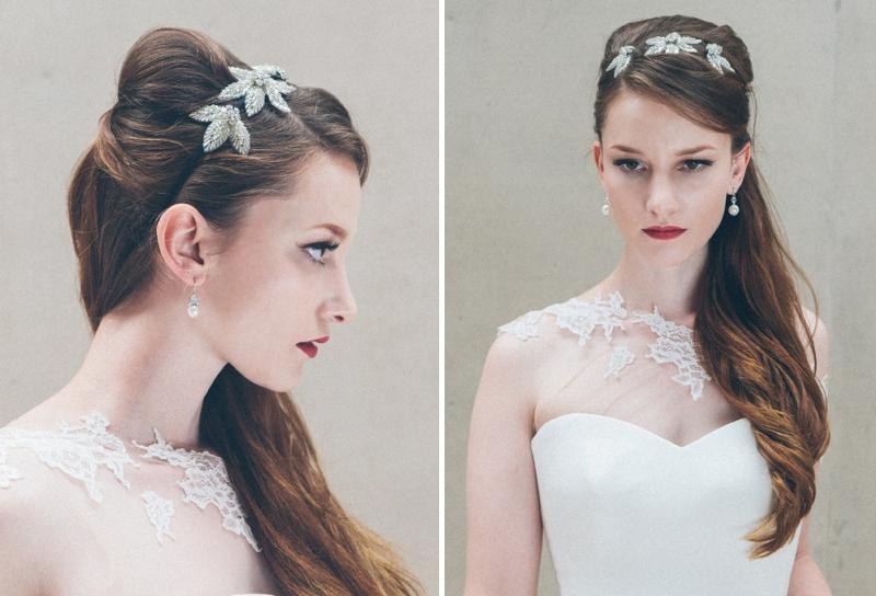بالصور حصرى تيجان واكسسوارات شعر العروس موضة 2014