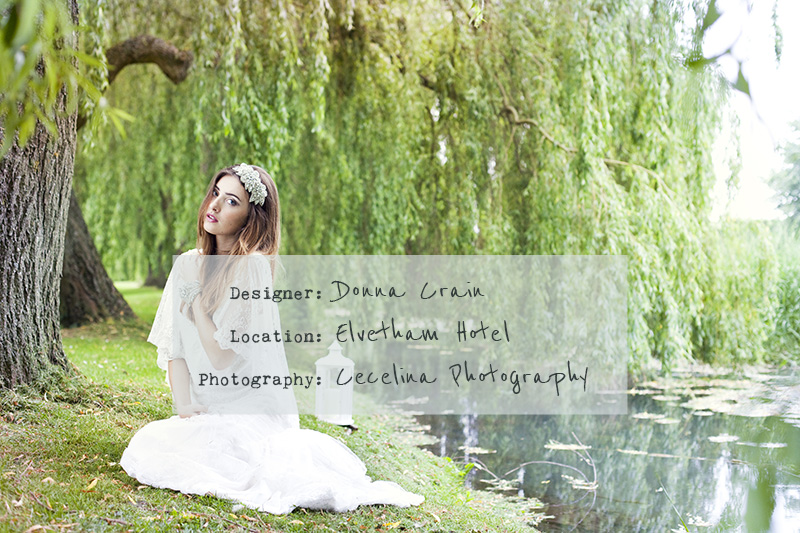 cover Inspiration Shoot Featuring Donna Crain Headpieces With A Bridal Make Up Product Recommendations From Adele Rosie Make Up Artist Images By Cecelina Photography Heavenly Headpieces.