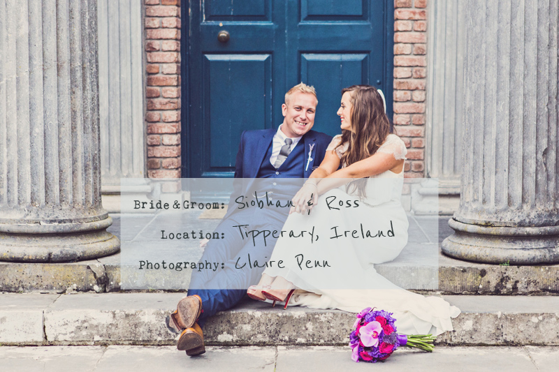 coverA Purple And Ivory Contemporary Wedding At Kilshane House In Tipperary Ireland With Bride In Aspen By Jenny Packham And Nude Christian Louboutin Peeptoes Images By Claire Penn 0002 Wiggle Those Toes.