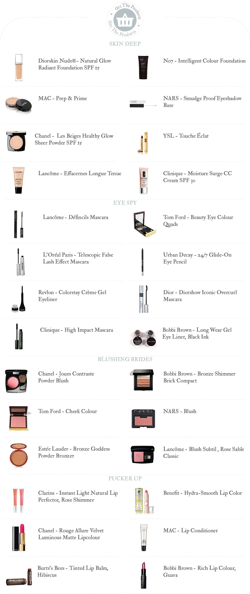 get the products1 Ask Lolly   A Make Up Dilemma