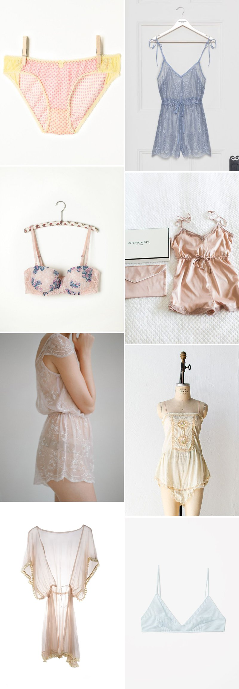 fd8c191e324c A Beautiful Lingerie Inspiration And Fashion Post Sharing The Prettiest  Underwear For Your Wedding Night And