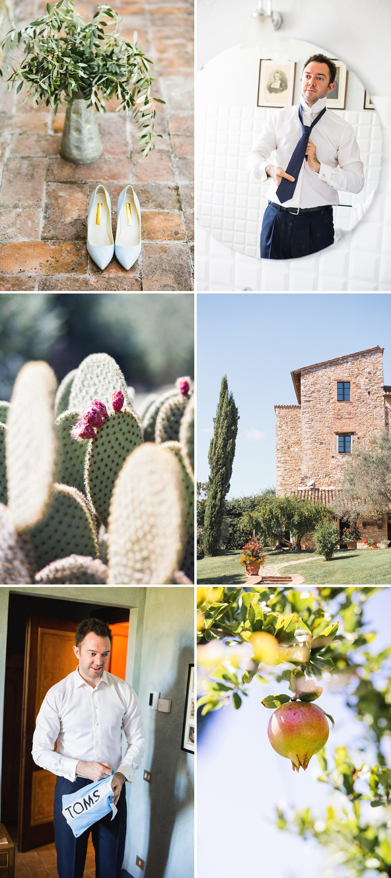 A Italian Destination Wedding In Tuscany with a Katya Katya Shehurina dress. 0000 A Tuscan Treasure