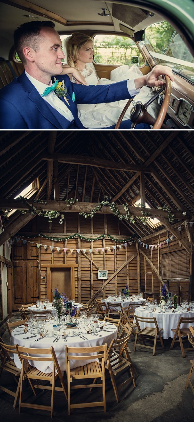 A Rustic Farm Wedding In Berkshire With Bride In Kelly By Stephanie Allin And Bridemaids In Mint Green With A Chocolate Wedding Cake From M&S Images From Assassynation_0006