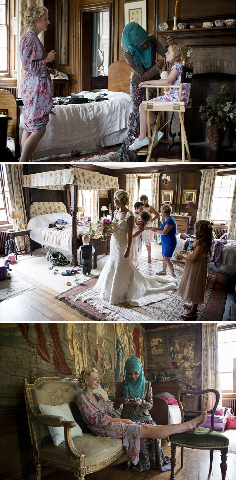 A Vintage Inspired Wedding At Penpont House Brecon With Bride In Lace Fishtail Gown By Mori Lee And Groom In Navy Suit From Suit Supply With Tweed Waistcoat And Images From Martin Ellard At My Big Day Photos_0002