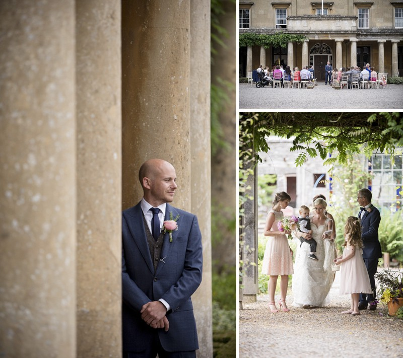 A Vintage Inspired Wedding At Penpont House Brecon With Bride In Lace Fishtail Gown By Mori Lee And Groom In Navy Suit From Suit Supply With Tweed Waistcoat And Images From Martin Ellard At My Big Day Photos_0007