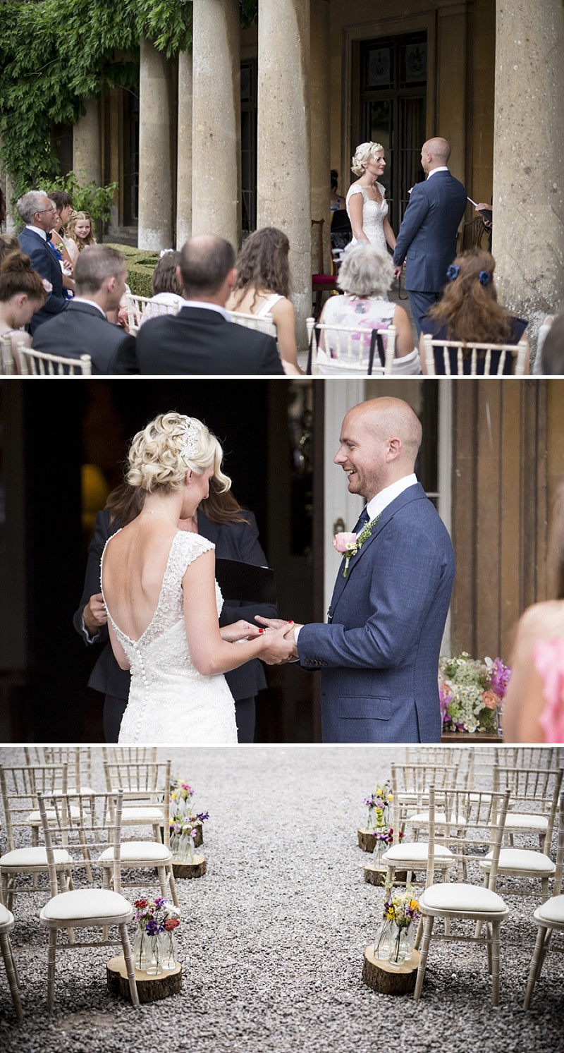 A Vintage Inspired Wedding At Penpont House Brecon With Bride In Lace Fishtail Gown By Mori Lee And Groom In Navy Suit From Suit Supply With Tweed Waistcoat And Images From Martin Ellard At My Big Day Photos_0008