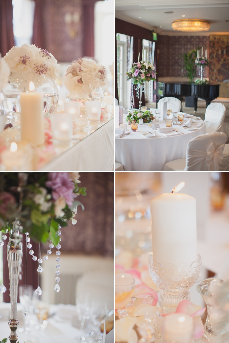 An Elegant Wedding In Dorset With Lilac Accents Bride In Dietrich By Pronovias With Vita By Jimmy Choo Sandals And Bridesmaids In Silver And Lilac Ghost Dresses Images By Hayley Savage_0007