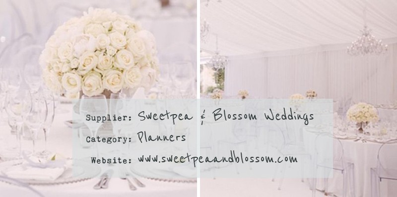 Sweetpea Blossom Weddings And Events RMW Rates   Sweetpea & Blossom Wedding And Events