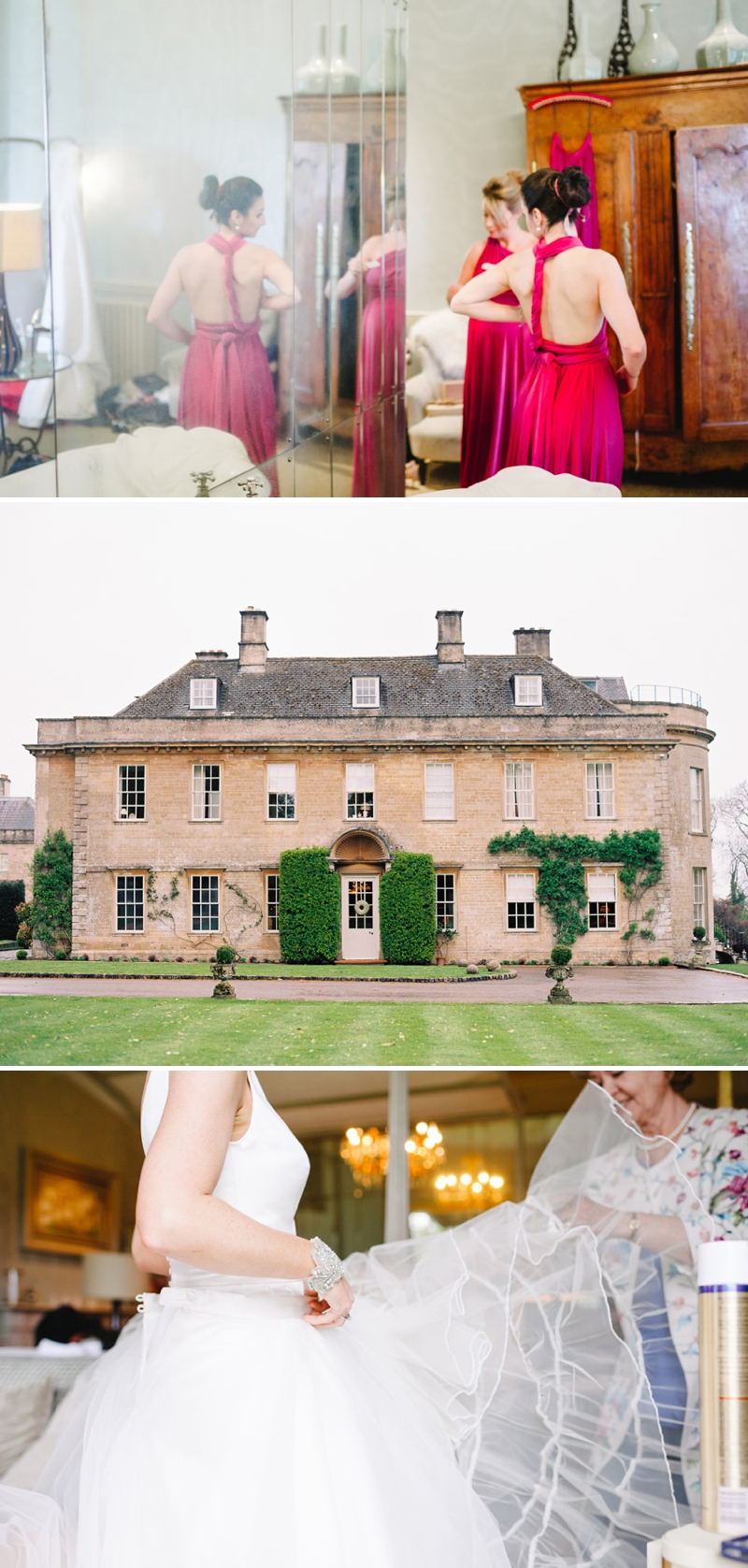 A sophisticated wedding at Babington house with Kate Spade pink shoes by Ann Kathrin Koch 0521 Contemporary Country.