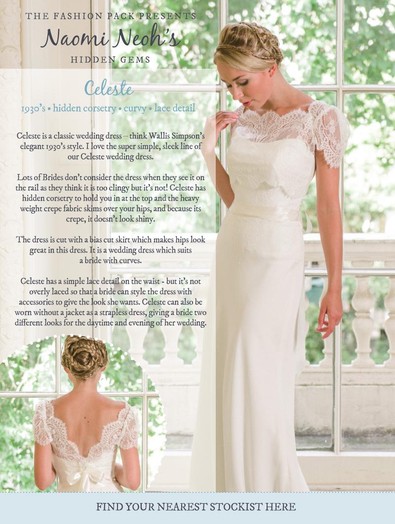 Naomi Neoh gives her verdict on our fabulous dress \'Celeste ...