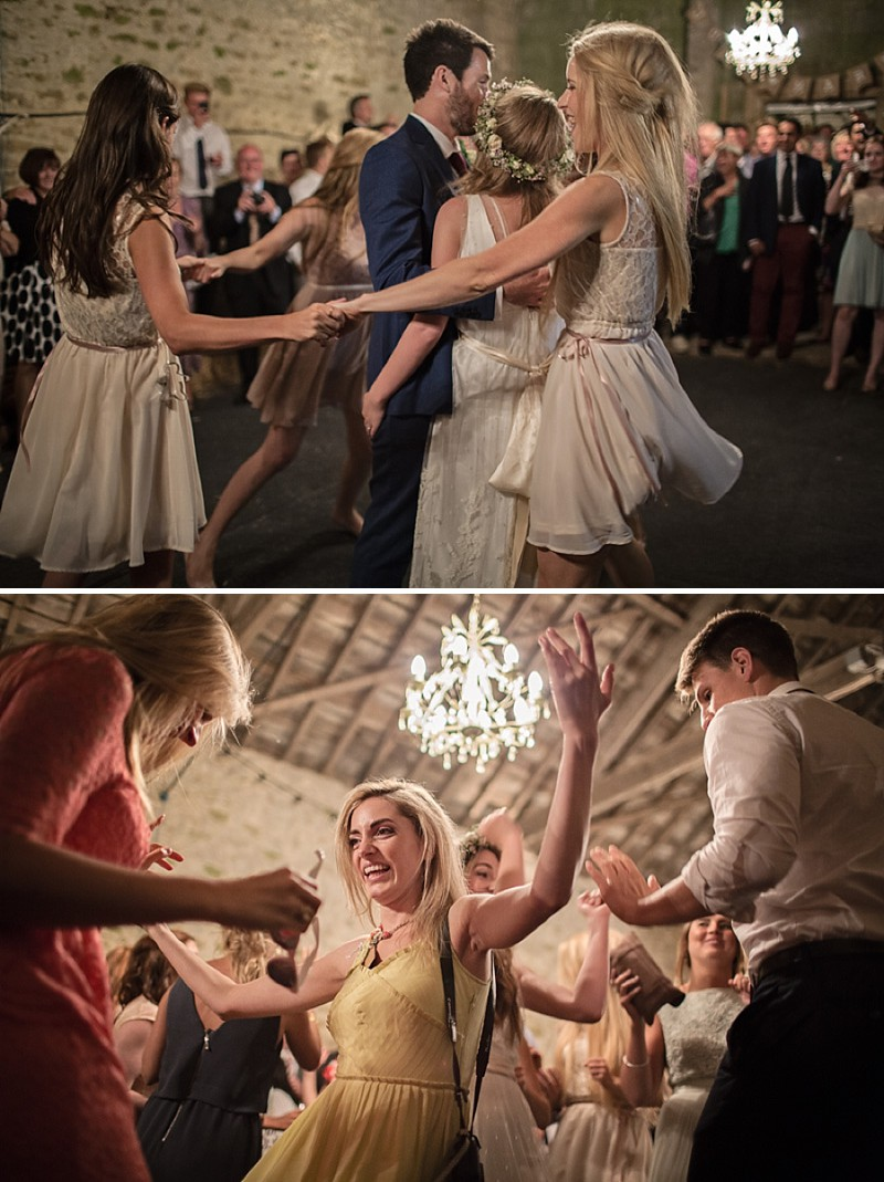 Rustic Marquee Wedding In The South West At Court Farm Near Bath With Bride In Charlie Brear Gown From The Decades Collection And Groom In Navy Reiss Suit rom Isabel Maria Of Allister Freeman Photography_0012