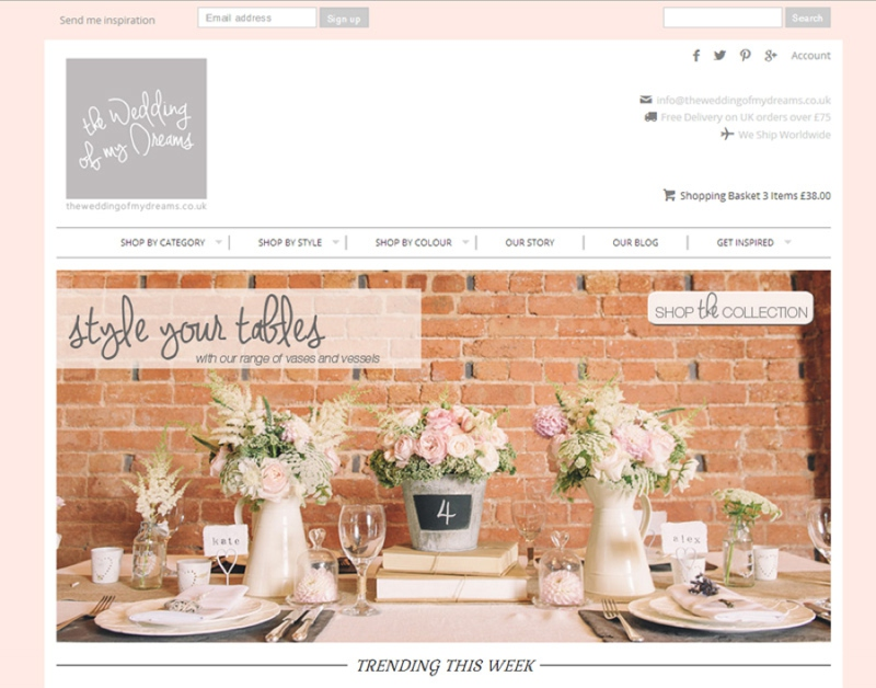 the wedding of my dreams on line wedding decor shop vintage and rustic 0537 The Wedding Of Your Dreams.