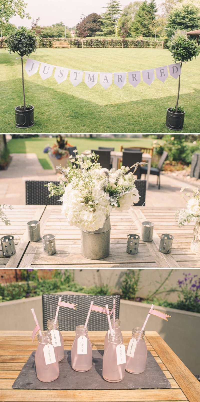 The Wedding Of My Dreams rustic and vintage wedding decorations to