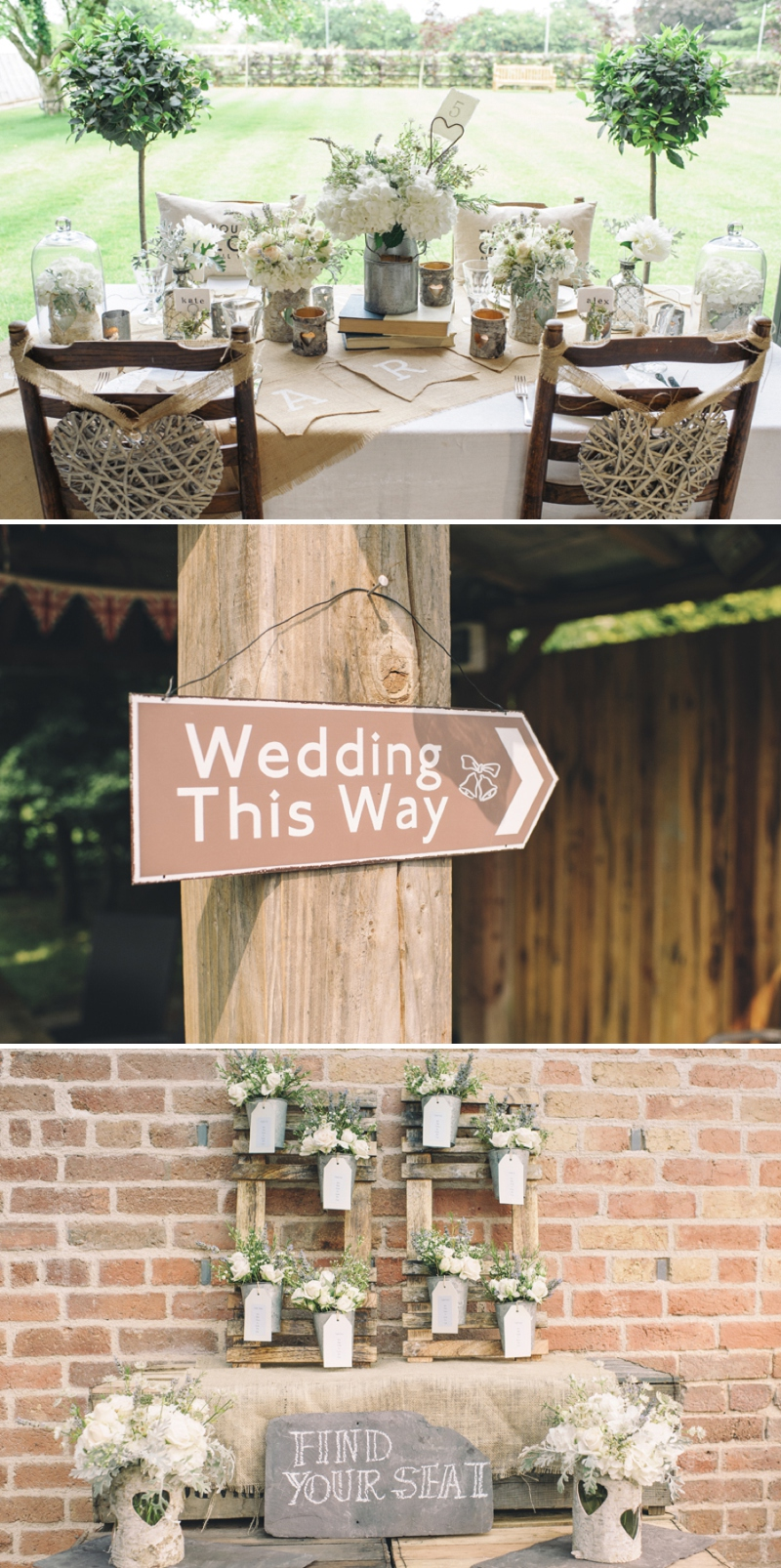 The Wedding Of My Dreams Rustic And Vintage Wedding