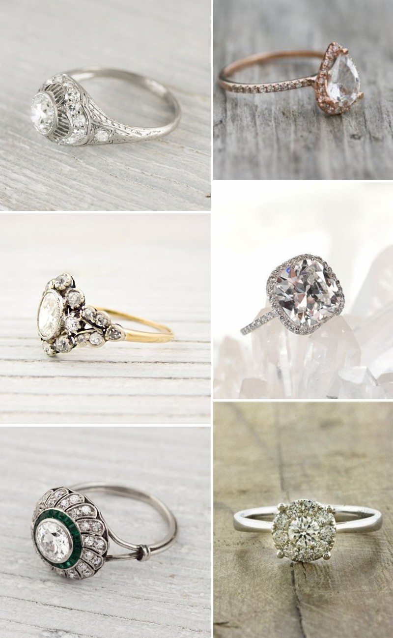 Some Glorious Images Of Some Of The Most Beautiful Engagement Rings